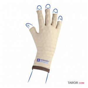 دستکش موبیدرم تووآن با پوشش انگشتان