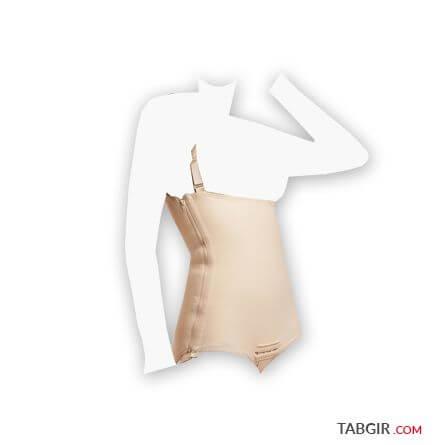 گن جراحی زنانه شکم و پهلو BS01 ایزاولا |