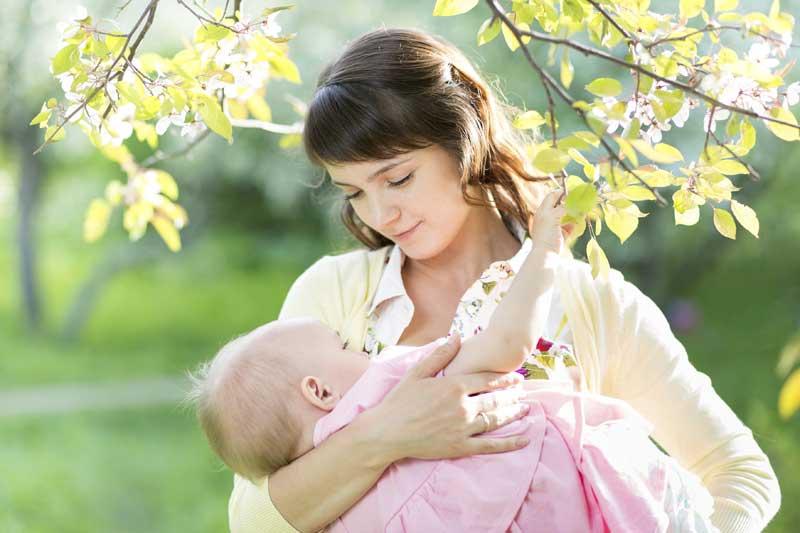 اصول شیردهی صحیح به نوزاد