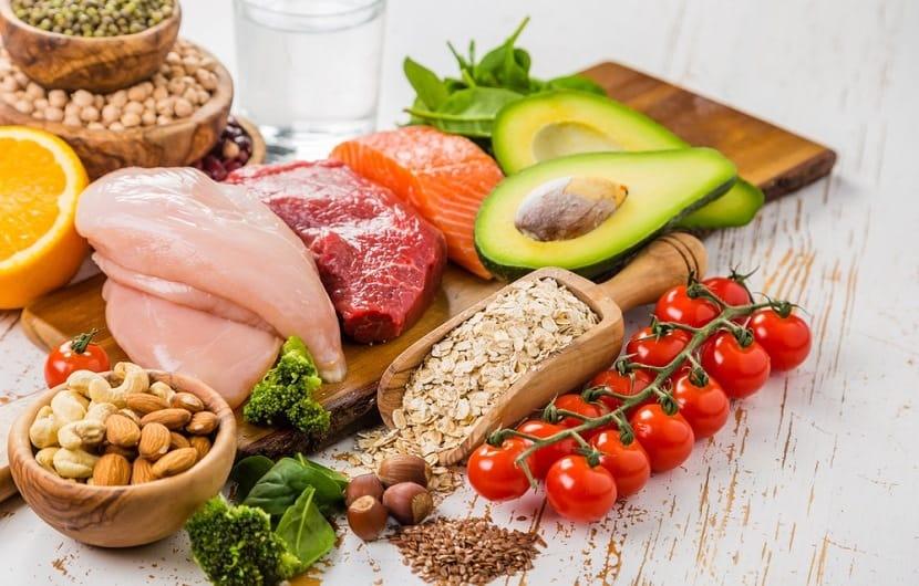 مصرف پروتئین برای لاغری