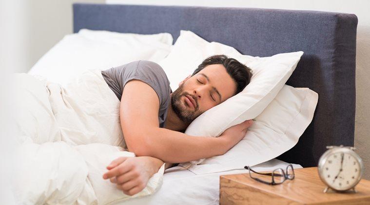 تاثیر خوابیدن در تناسب اندام