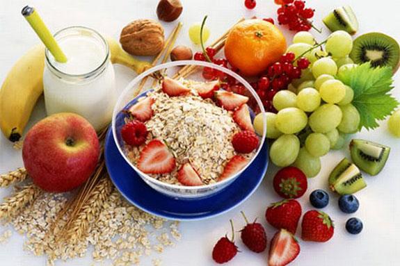 مصرف فیبر برای کاهش وزن
