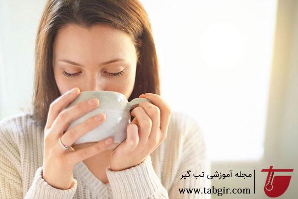 چای گیاهی برای تسکین دردهای پریودی