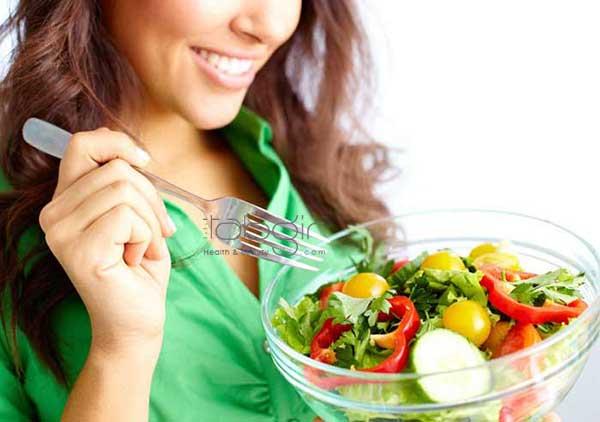 داشتن وزن سالم برای جلوگیری از ترک پوستی