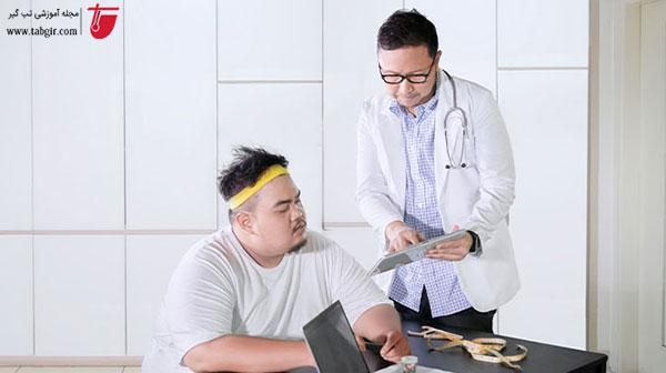 مراقبت های بعد از چراحی لاغری