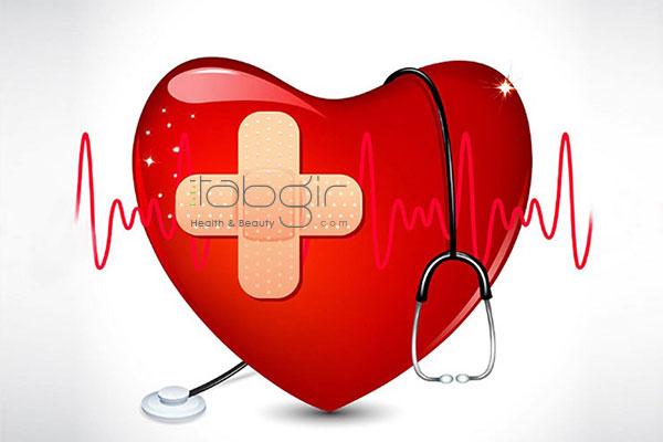 ادم و نارسایی قلبی